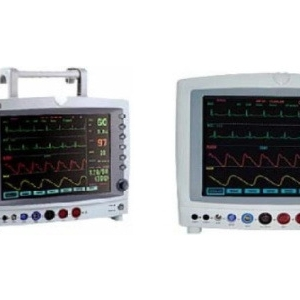 MES-USA Inc. G3D Multi-Parameter Patient Monitor